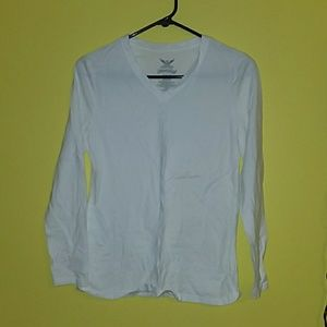 Juniors long sleeve shirt